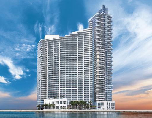 Paramount Bay in Miami